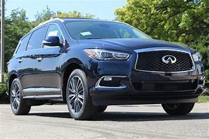 New 2019 INFINITI QX60 LUXE AWD CROSSOVER in Indianapolis