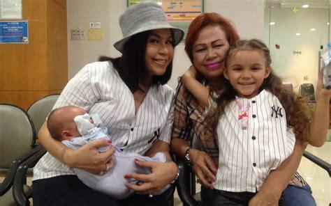 Melaney Ricardo Buktikan Manfaat Asi Kepada Anaknya