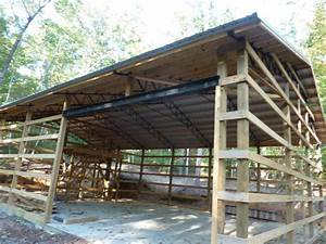 Need A Pole Barn Built To Store An Rv