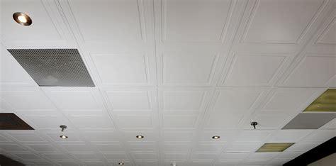 tuiles plafond suspendu quatro 24 quot x 48 quot desert murdesign