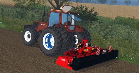 fiatagri  tractor   fs farming simulator