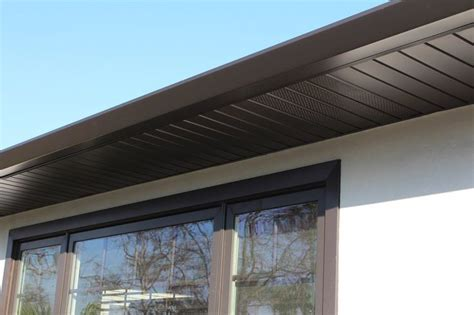 contemporary fascia and soffits   Google Search   Urban