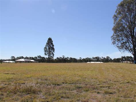 kingaroy address   request residential land