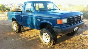1988 Ford F150 4x4 Lifted Truck