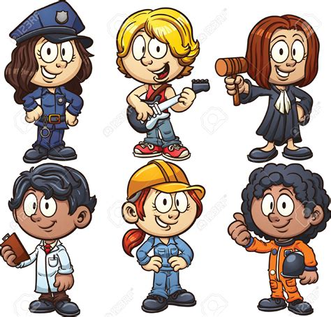 Career Day Clipart Career Day For Boys Clipart Collection