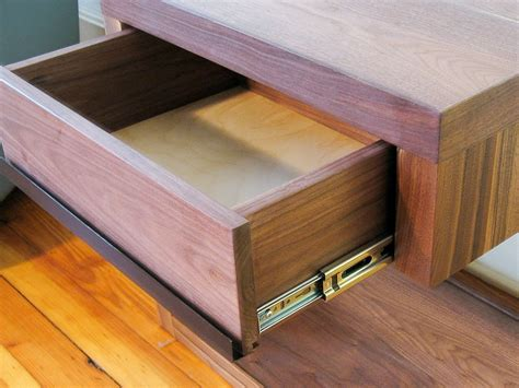 c shaped nightstand buy a crafted c shaped nightstand with drawer made