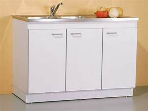 impressionnant meuble sous evier cuisine castorama 2 With meuble sous evier cuisine castorama