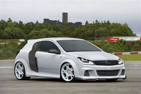 opel astra h tuning opel astra h opc tuning