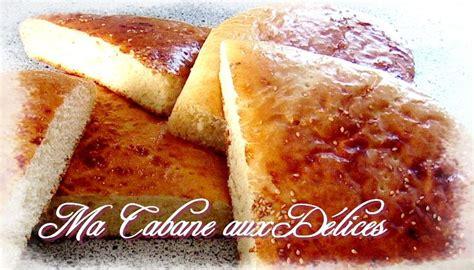 sauce cuisine algerien au four khobz koucha recettes faciles