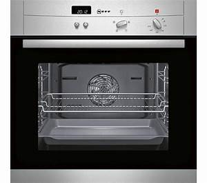 Buy neff b12s32n3gb electric oven stainless steel free for Neff ofen