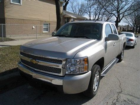 Purchase Used 2008 Chevy Silverado C1500 V6 43l Extended
