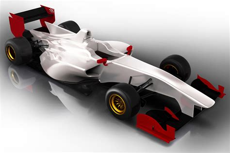 super formula concept revealed racecar engineering