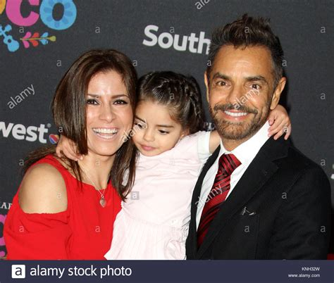 eugenio derbez and his wife actor eugenio derbez wife alessandra stock photos actor