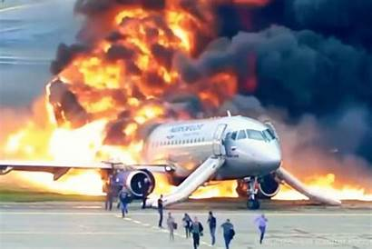 Crash Plane Russian Newly Airplane Crashes Released