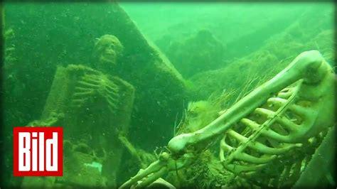 tauch schock skelette im colorado river gruselfund