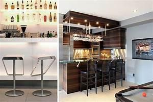 Ideas Para Instalar Un Bar En Casa