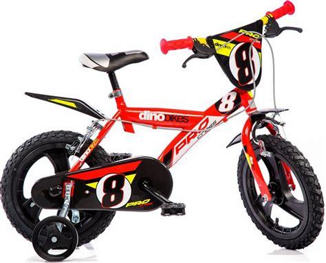 fahrrad 14 zoll jungen dino kinderfahrrad jungen 14 zoll 1 187 sporty 171 kaufen otto