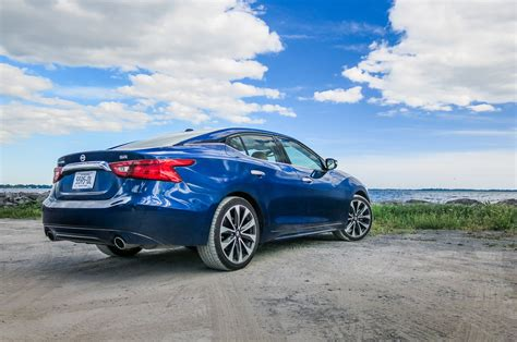 Four Seasons 2016 Nissan Maxima Sr Update 4