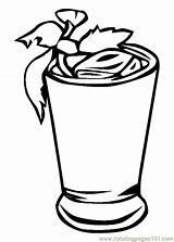 Coloring Cola Coca Printable Drink Tea Drinken Sheet Ice Drinks Eten Kleurplaten Sheets Lovely Ijsthee Template Printablecolouringpages Larger Credit Topkleurplaat sketch template