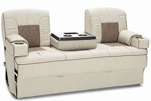 Alameda rv sofa bed rv furniture shop4seatscom for Trailer sofa bed