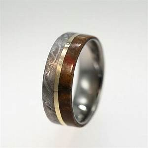 Dinosaur bone wedding bands mark the extinction of your for Dinosaur wedding ring