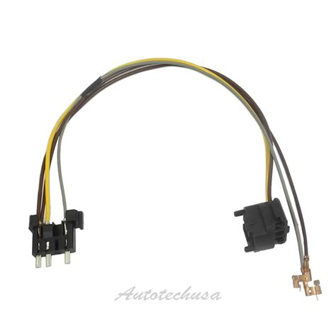 Headlight Wiring Harnes Repair Kit by For Left Headlight Wiring Harness Repair Kit D123l W221