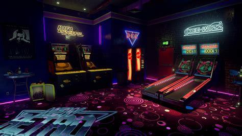 New Retro Arcade Neon Pc Game Review