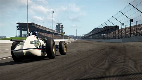 New Project Cars 2 Preview Showcases Indycar Content Sim