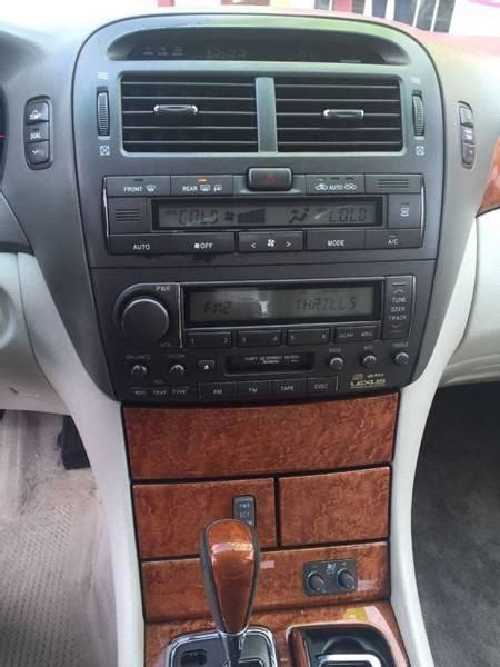 auto air conditioning service 2003 lexus ls electronic valve timing 2003 lexus ls 430 4dr sedan in lithia springs ga acceptance auto sales