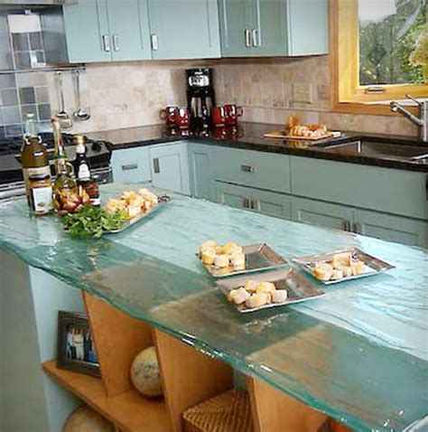 glass countertops nyc kitchen countertop installation