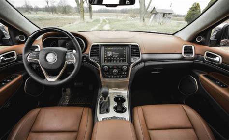 jeep grand cherokee laredo interior 2017 2017 jeep grand cherokee review srt hemi price us suv