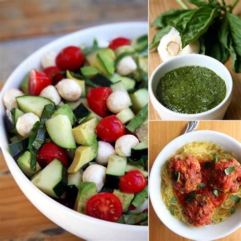 healthy italian food recipes popsugar fitness