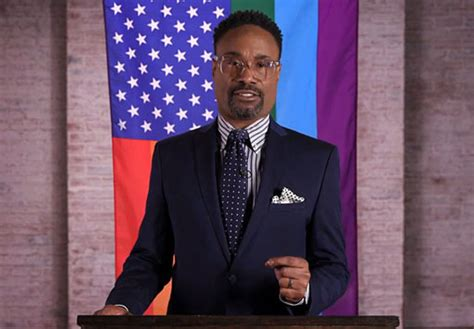 The Randy Report Billy Porter Delivers Lgbtq State