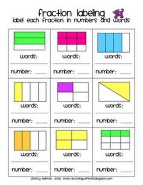 math fractions images math fractions teaching