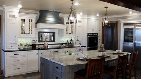 modern farmhouse luxury mustang edmond kitchen bath llc