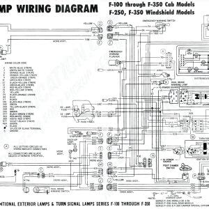 Ford Trailer Wiring Harness Diagram Free