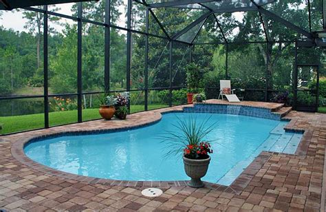 Swimming Pool Gallery  Jacksonville Florida