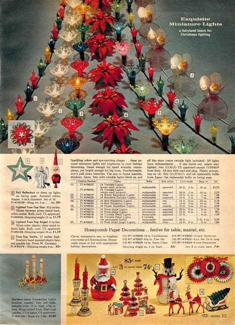 images  vintage christmas catalogs