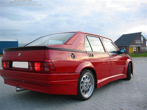Alfa Romeo 75, Alfa Tuning Johnywheels