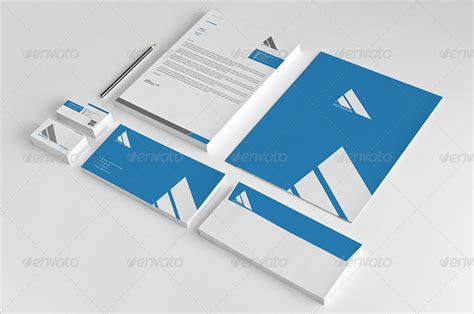corporate identity package designs