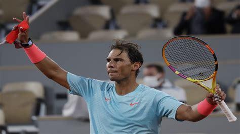 French Open 2020: Rafael Nadal cruises into round three ...