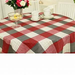 Abwaschbare Tischdecke Rund : abwaschbare tischdecken gestreift mit streifen oder karo ~ Michelbontemps.com Haus und Dekorationen