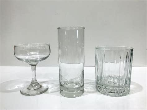 Essential Cocktail Glassware