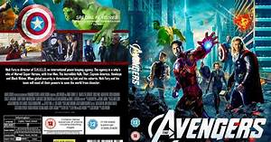 The Avengers (2012) ~ Movie Cover