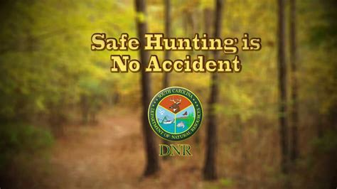 Scdnr Hunter Education