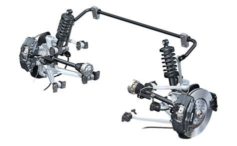 Steering & Suspension Service & Repair