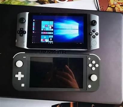 Gpd Win Switch Nintendo Windows Gaming Handheld