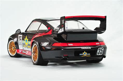 Tamiya Taisan Starcard Porsche 911 Gt2 (1996)