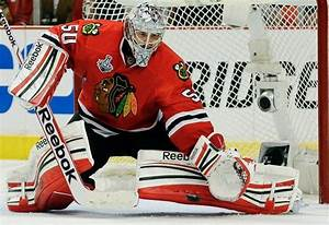 corey crawford AP | Russian Machine Never Breaks