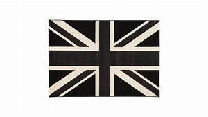 Tapis rectangulaire Union Jack Poole, drapeau anglais GdeGdesign